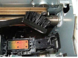 belt printer dtg