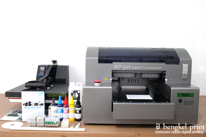printer dtg A3 super 2016