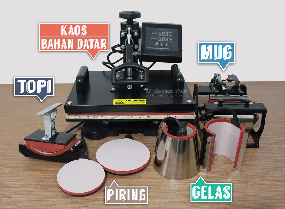 mesin press all in 1