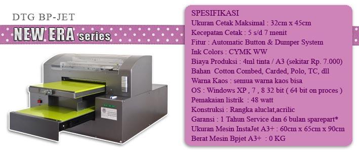 jual printer dtg bengkulu