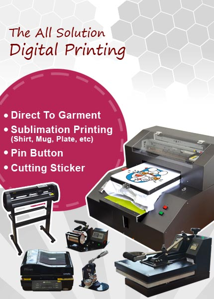 mesin cetak kaos
