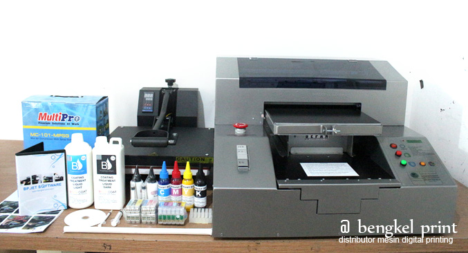printer dtg A3 transformer terbaru