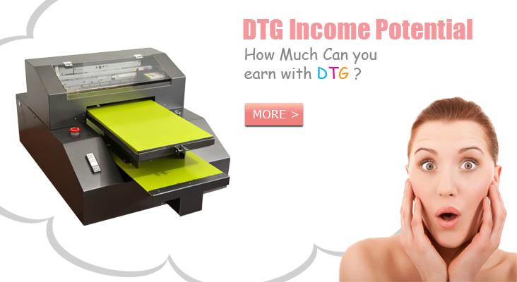 jual paket printer dtg murah
