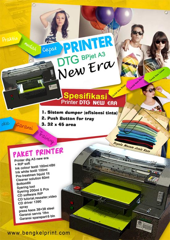 jual printer dtg jawa timur