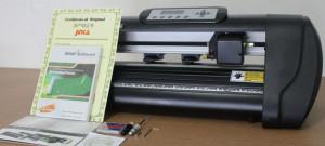 Perbedaan printer dtg dan cutting sticker sebagai mesin sablon digital