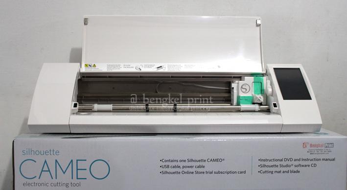 Mesin Cutting Sticker Murah merk CAMEO