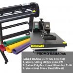 PROMO Paket Usaha Cutting Sticker 7jutaan....!!!