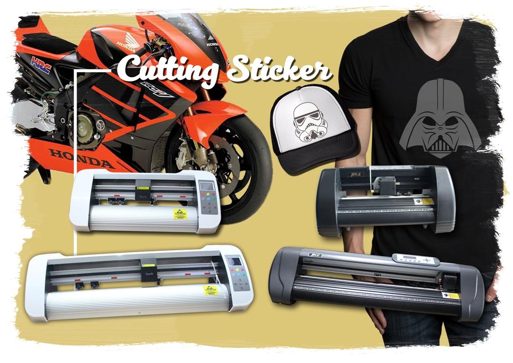 Jual Mesin Cutting Sticker Malang