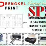 Pameran Surabaya Printing Expo (SPE) 2016