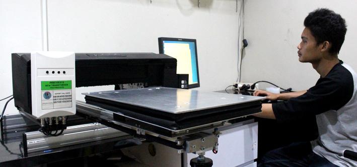 printer dtg new transformer high precision