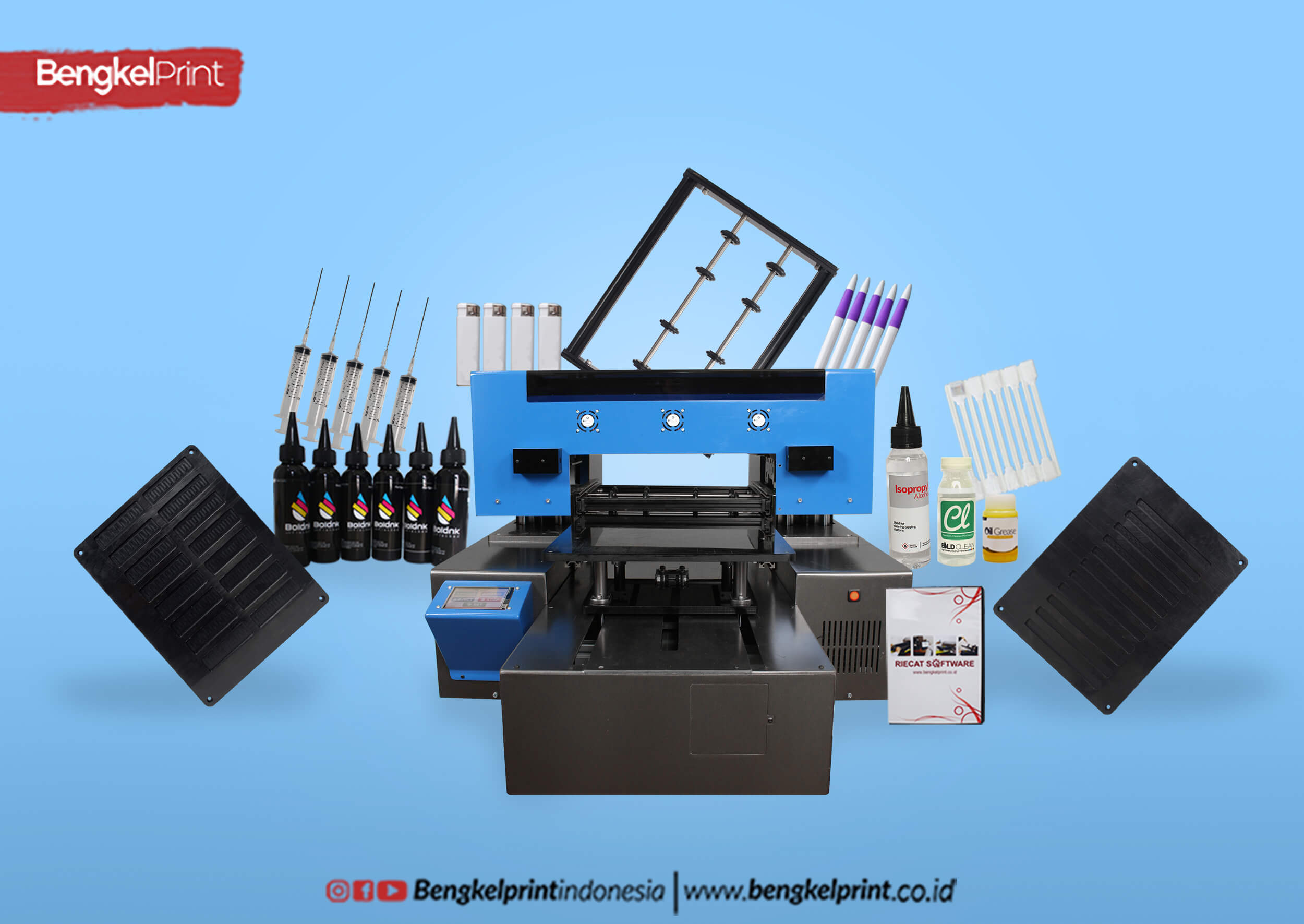 jual printer uv riecat generasi 3