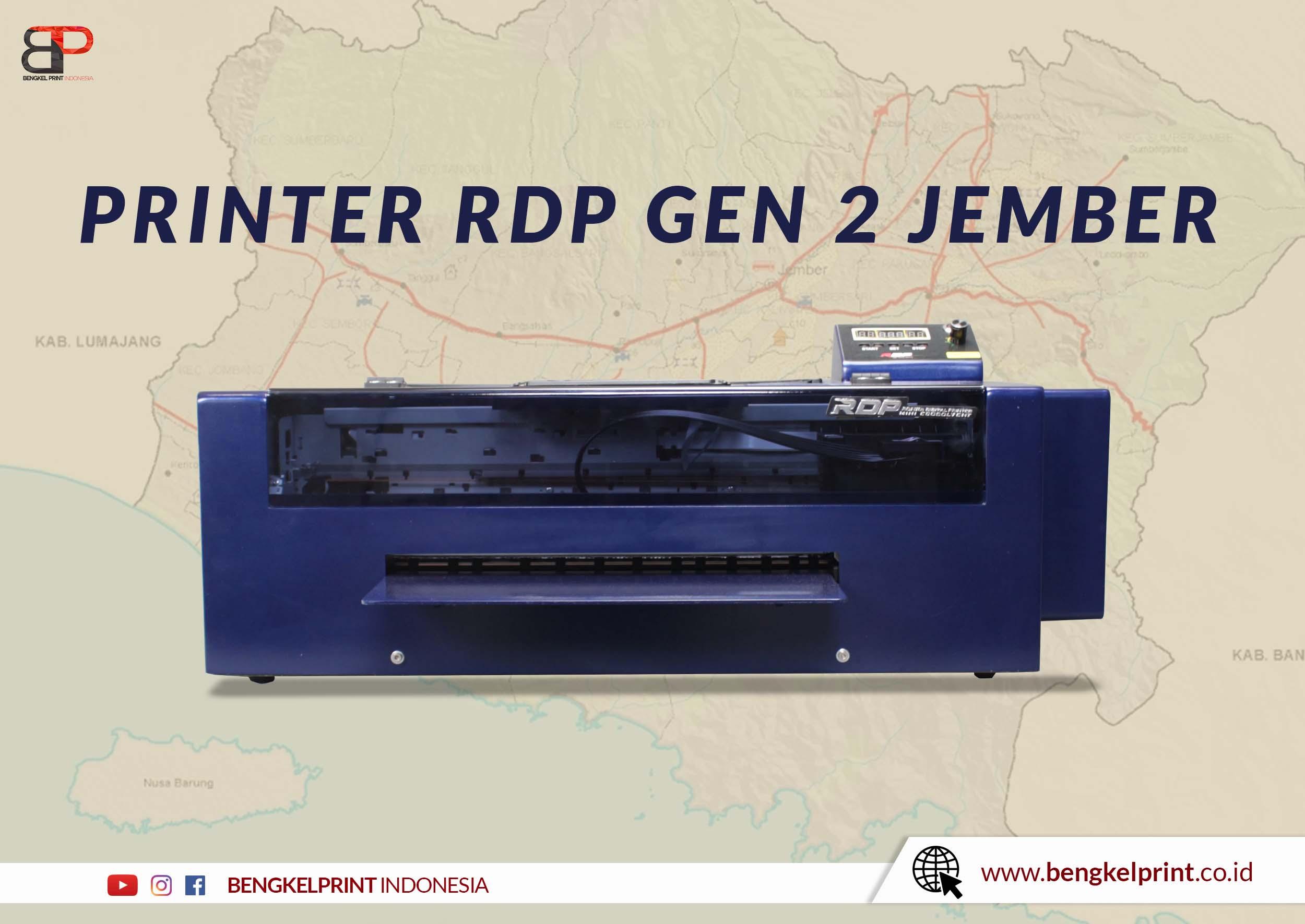 jual printer rdp ecosolvent jember
