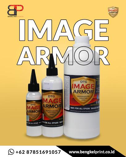 tinta putih dtg image armor murah