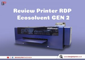 review printer rdp ecosolvent