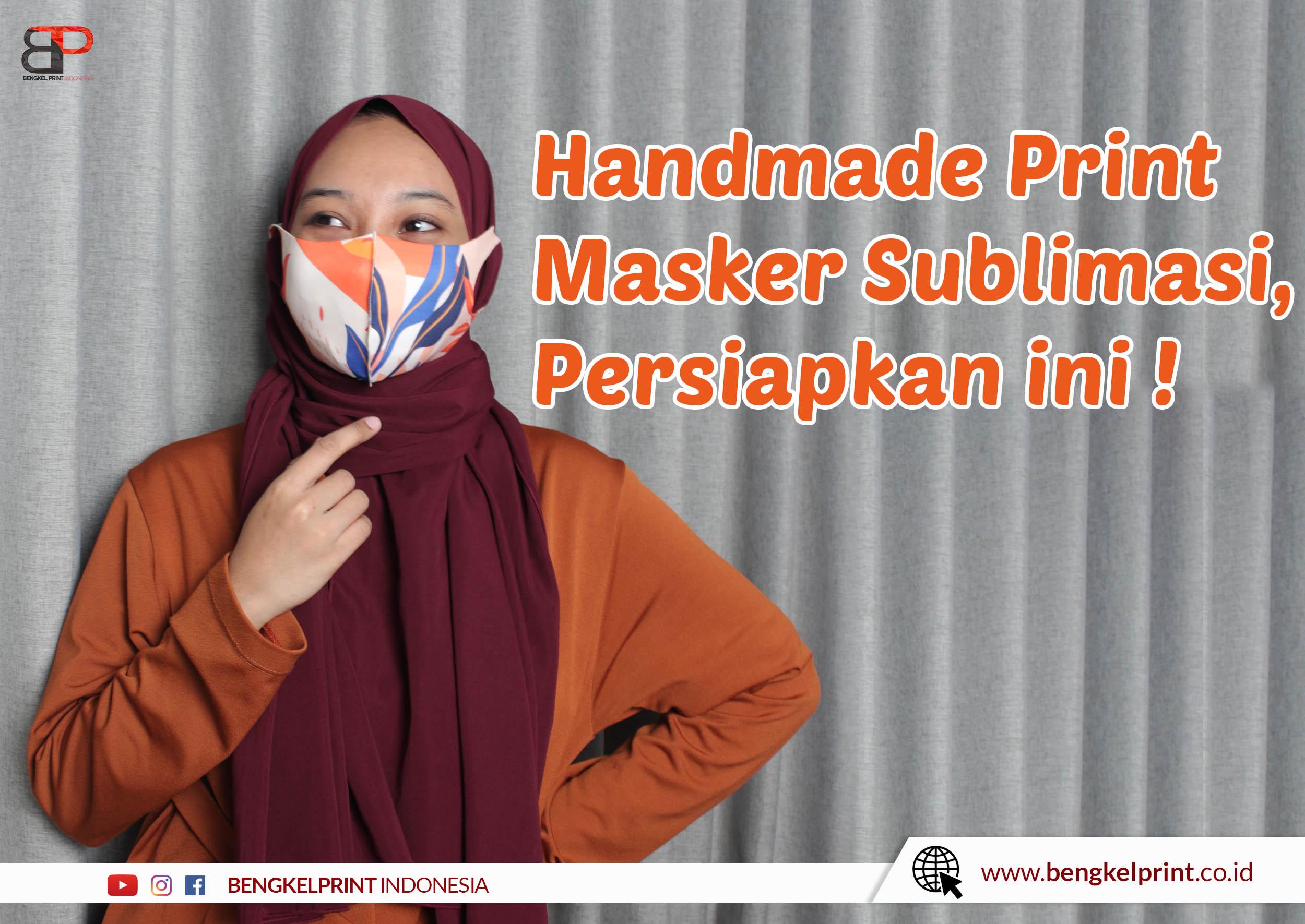 cetak masker kain custom satuan