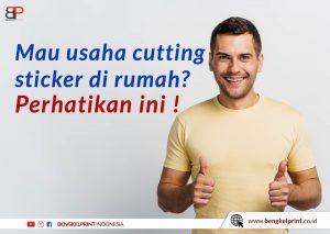 trik Pilih Mesin Cutting Stiker Pemula
