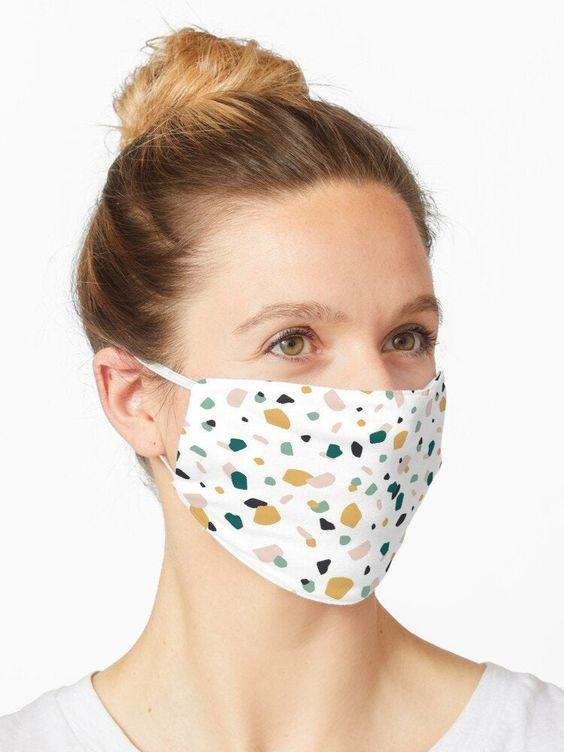 sablon masker kain sublim custom