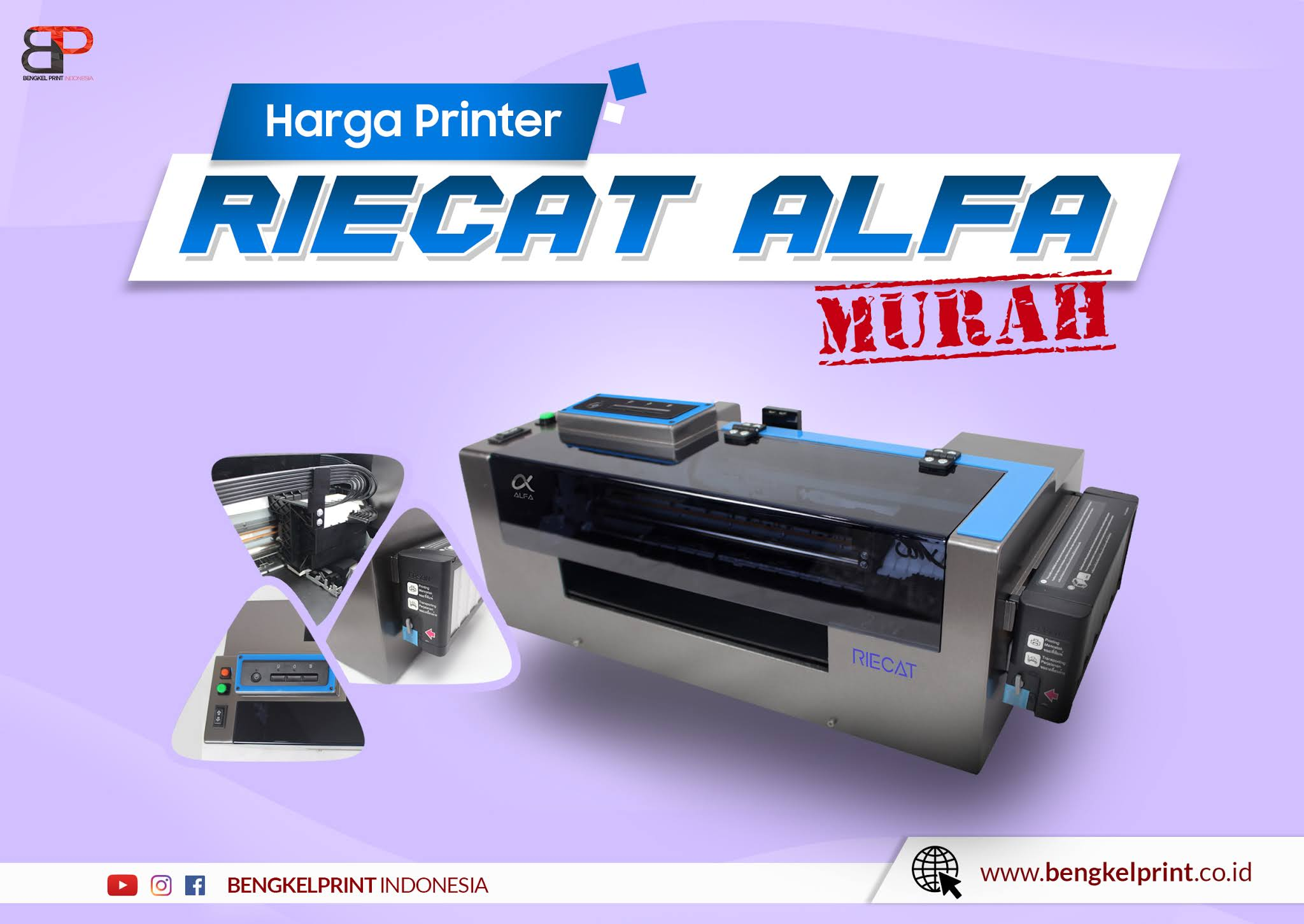 alat sablon transfer film digital