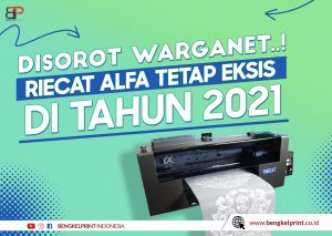 Printer Sablon Tepung DTF