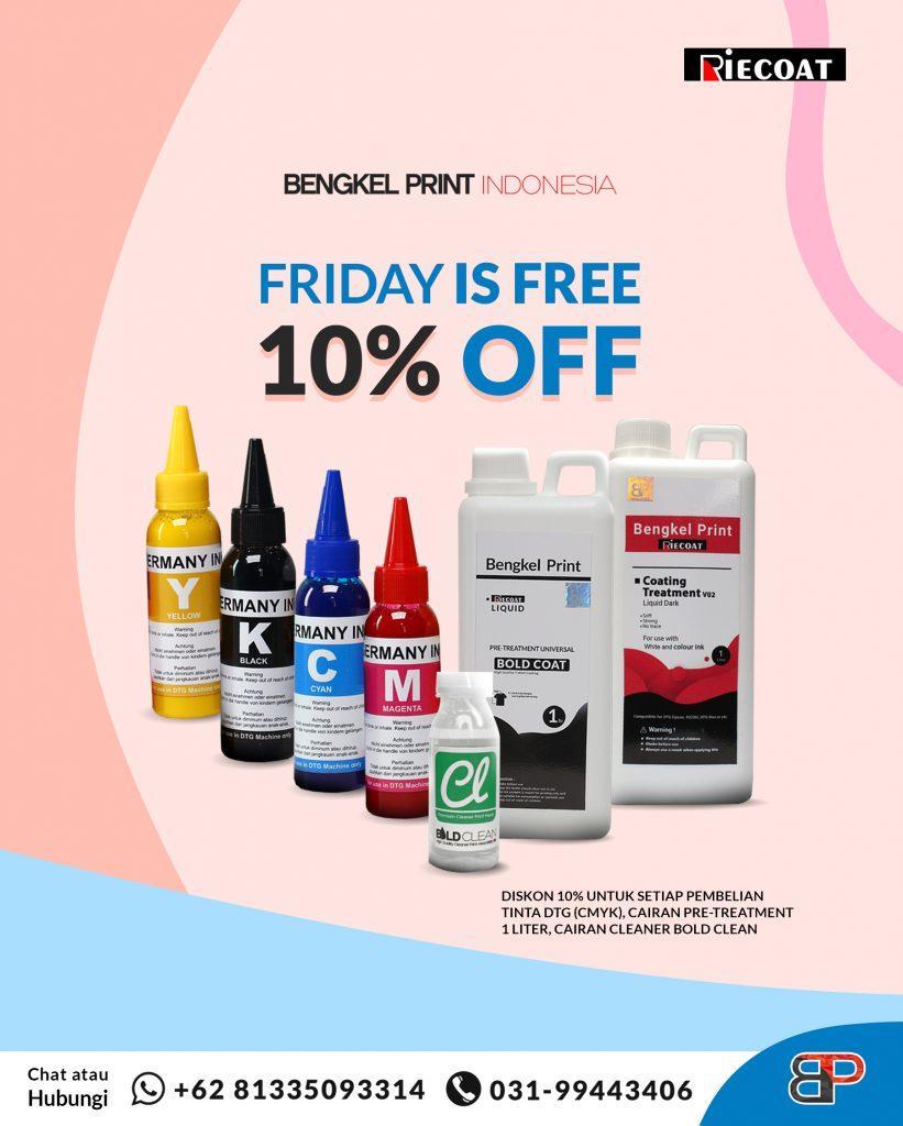 Paket Usaha Bengkel Print indonesia