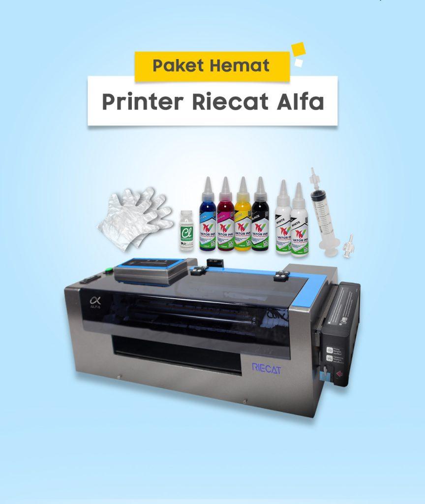 Printer Sablon DTF Gratis Sarung Tangan