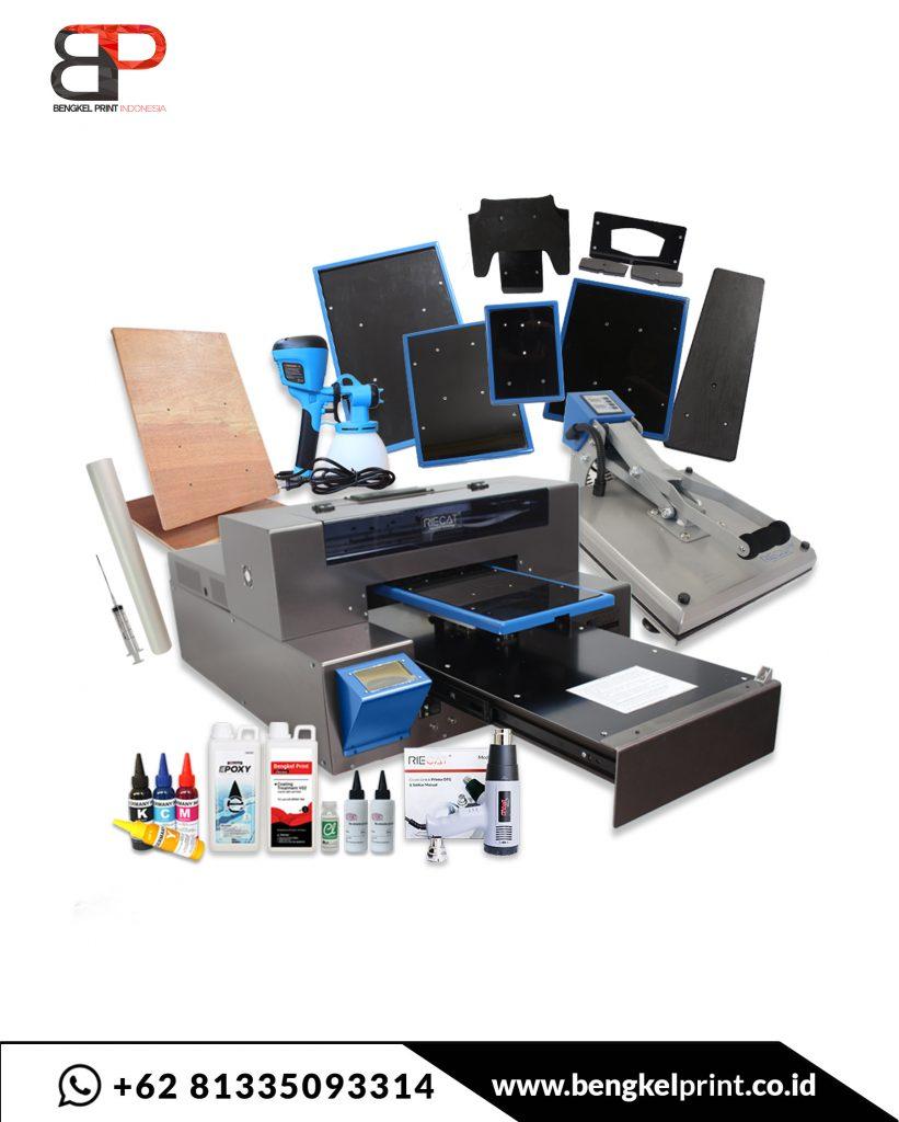 jual printer dtg a3 riecat new gen era 2