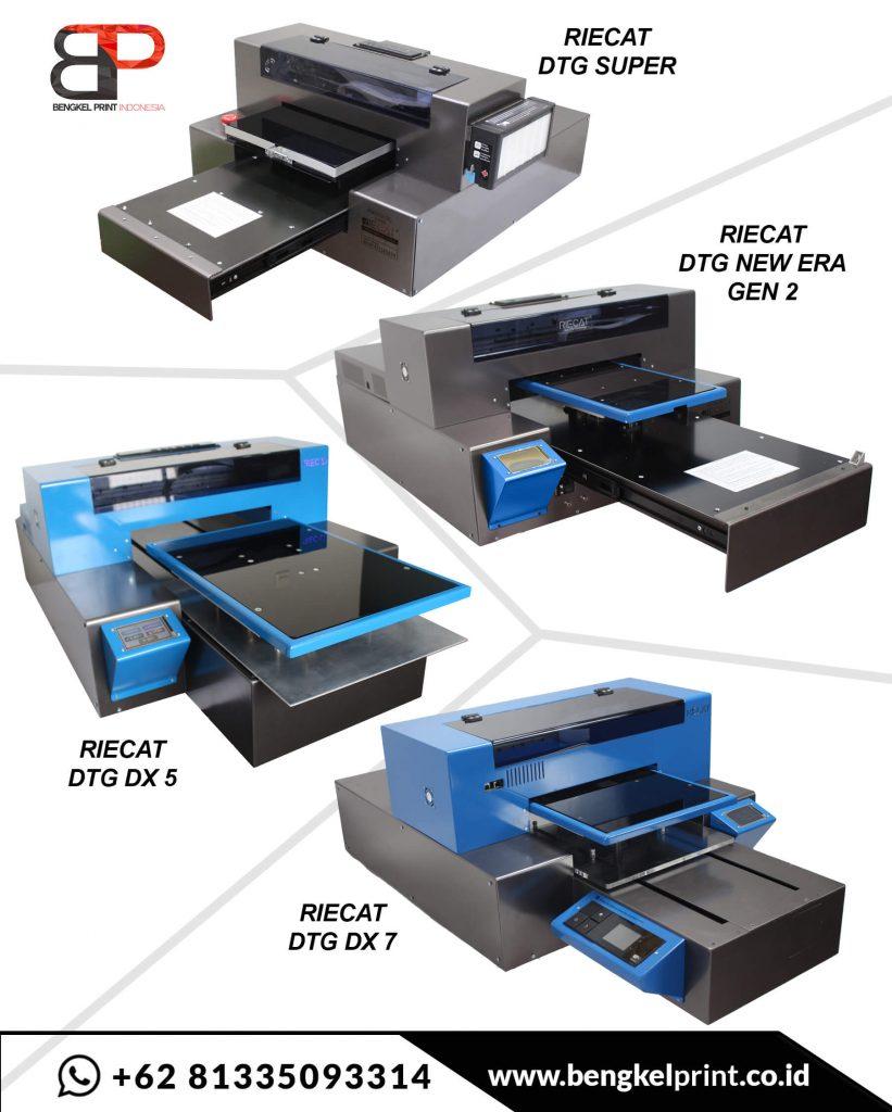 Printer Kaos DTG A3 Murah Area KALIMANTAN