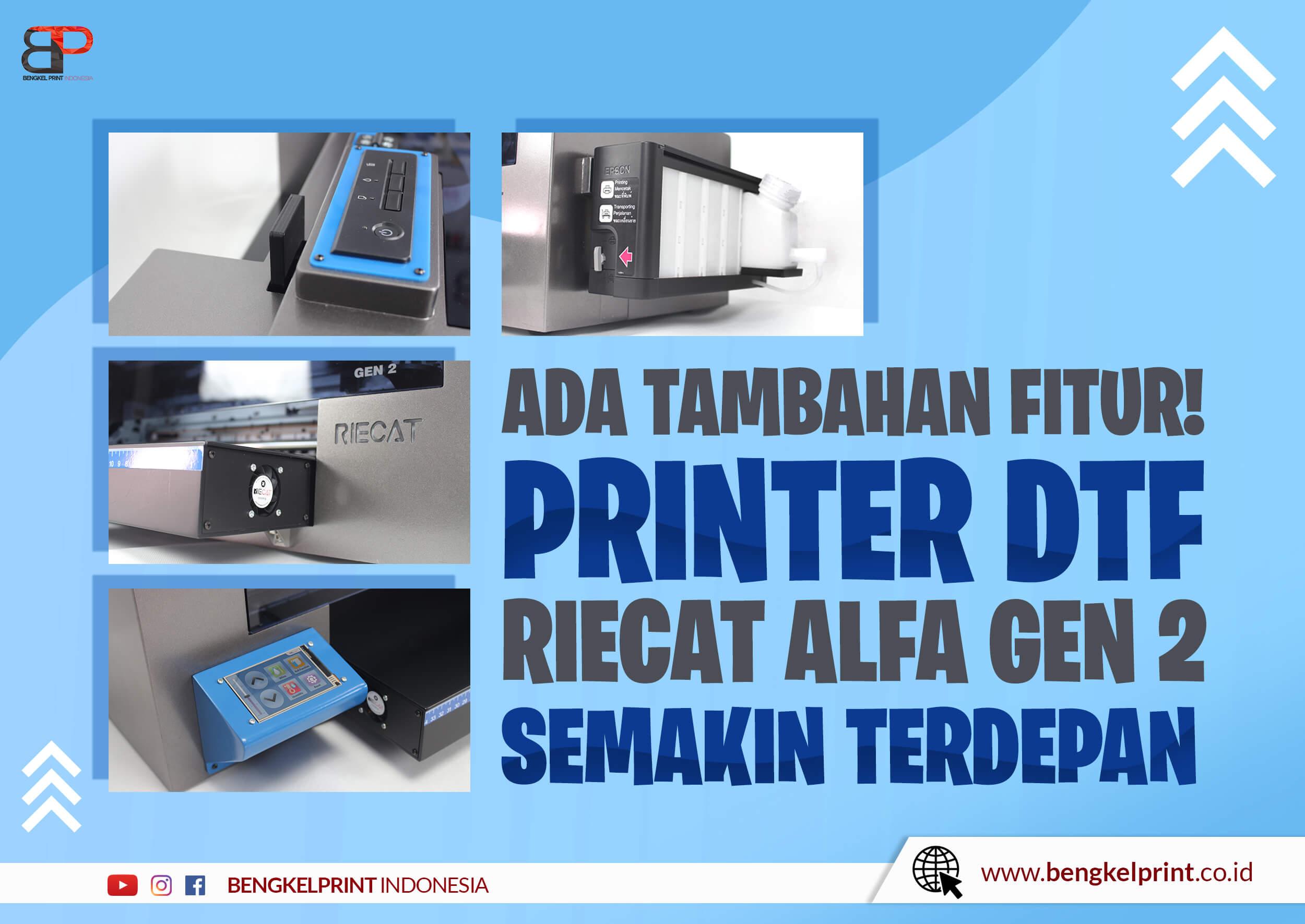Jual Printer Riecat Alfa Gen 2