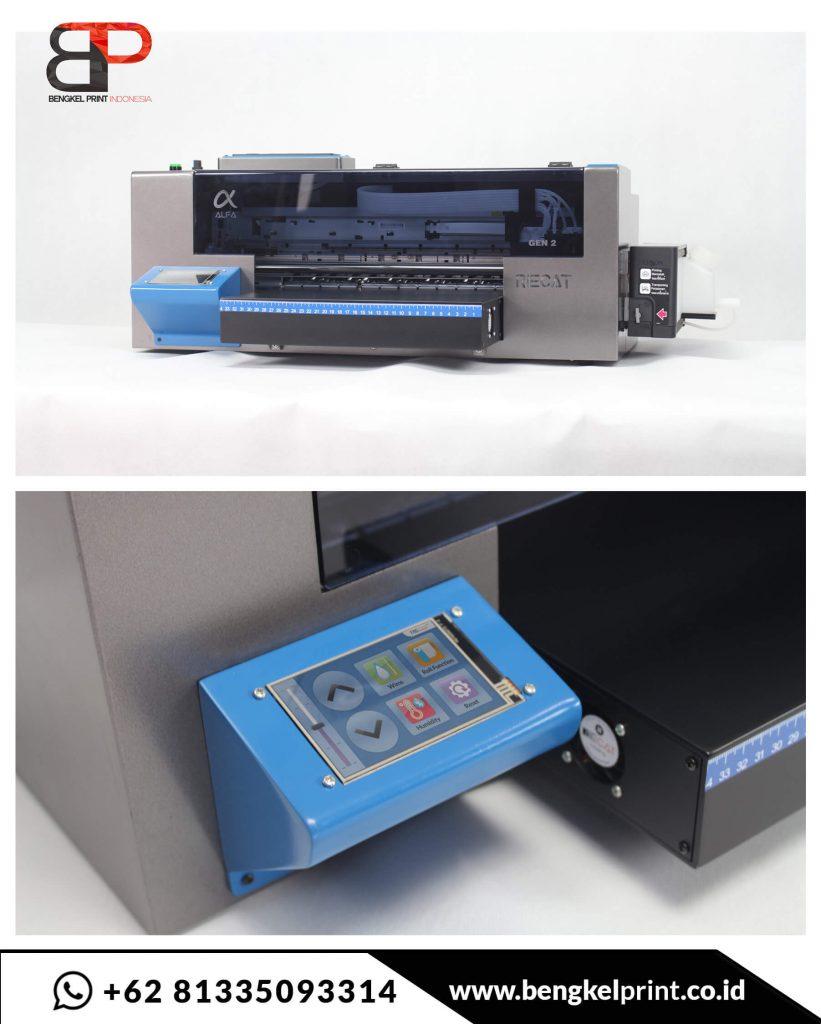 Spesifikasi Mesin Print DTF Generasi 2