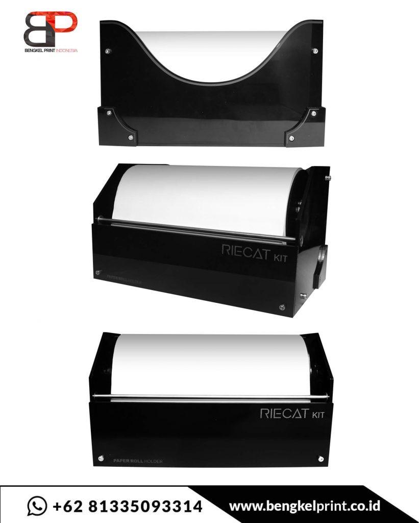 holder paper roll pet film dtf dst