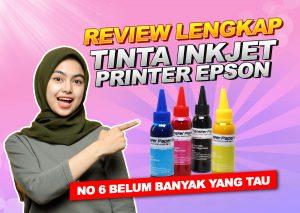 macam macam tinta inkjet printer