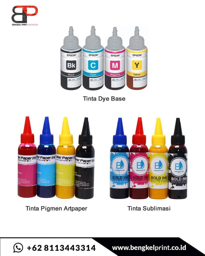 tinta inkjet printer epson murah