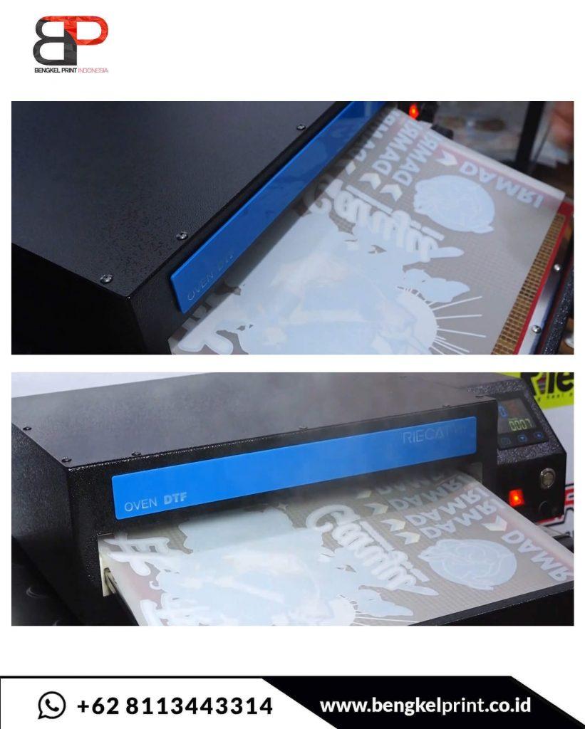 Oven Digital Transfer Film murah