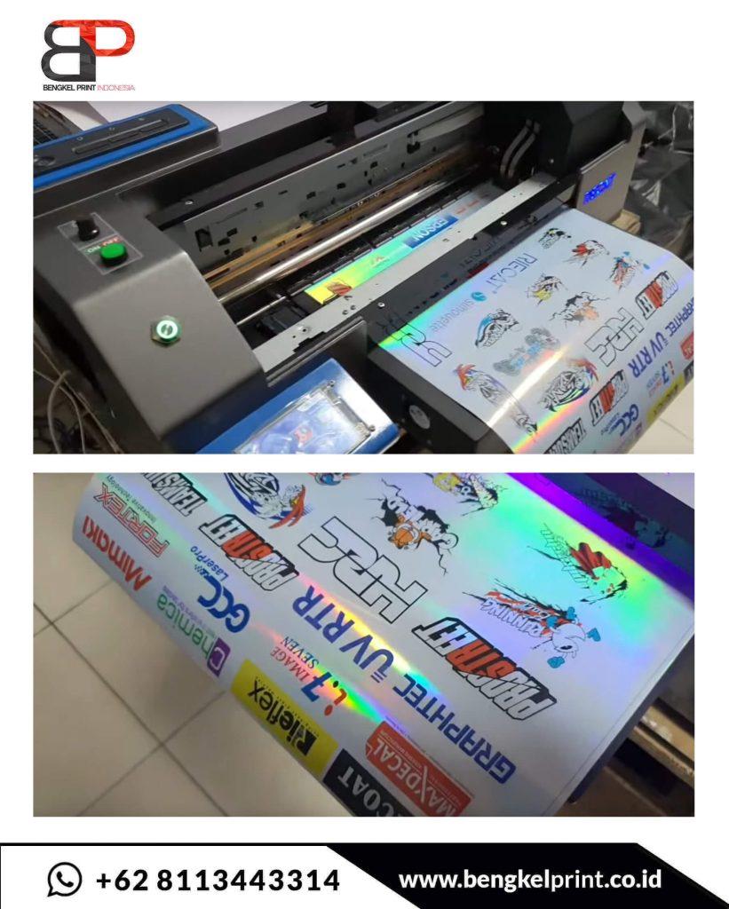 Jual Printer UV RTR A3 murah 2021